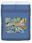 Paint Number 31 Duvet Cover by James W Johnson