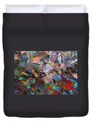 Paint Number 42-c Duvet Cover by James W Johnson