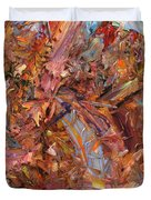 Paint number 43b Duvet Cover by James W Johnson