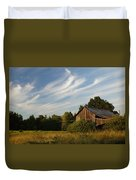 Painted Sky Barn Duvet Cover by Benanne Stiens