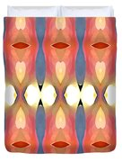 Paradise Repeated Duvet Cover by Amy Vangsgard