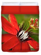 Passionate Flower Duvet Cover by Heiko Koehrer-Wagner