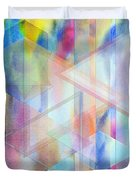 Pastoral Moment Duvet Cover by John Robert Beck