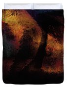Pathways To Prosperity The Power Of Belief Duvet Cover by James Barnes
