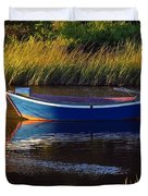 Peaceful Cape Cod Duvet Cover by Juergen Roth