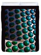 Polka Dots Duvet Cover by Christopher Holmes