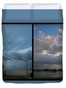 Purgatory Duvet Cover by James W Johnson