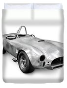 Race Car With Stripped Off Paint Duvet Cover by Oleksiy Maksymenko