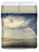 Rainbow Duvet Cover by Evgeni Dinev