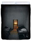 Rays Of Freedom Duvet Cover by Evelina Kremsdorf