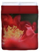 Reaching For Joy Duvet Cover by Laurie Search