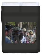 Rebel Bayonets Duvet Cover by David Lee Thompson