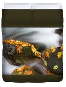Respite Duvet Cover by Mike  Dawson