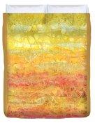Rhapsody Of Colors 30 Duvet Cover by Elisabeth Witte - Printscapes