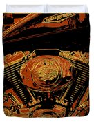 Road King Duvet Cover by Gary Grayson