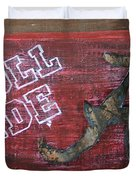 Roll Tide - Large Duvet Cover by Racquel Morgan