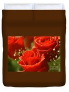 Romance Duvet Cover by Cheryl Young