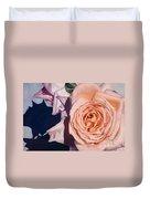 Rose Splendour Duvet Cover by Kerryn Madsen-Pietsch