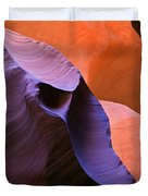 Sandstone Apparition Duvet Cover by Mike  Dawson