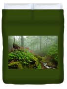 Scent Of Spring Duvet Cover by Evgeni Dinev
