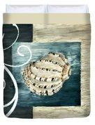 Sea Treasure Duvet Cover by Lourry Legarde