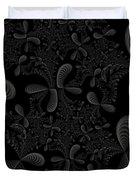 Seashells Duvet Cover by Candice Danielle Hughes