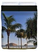 Seaside Duvet Cover by Melanie Viola