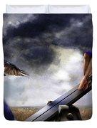 Seesaw 2aa-series Duvet Cover by Reggie Duffie