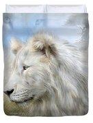 Serengeti Spirit Duvet Cover by Carol Cavalaris