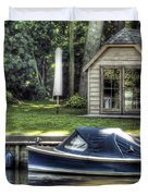 Settling Duvet Cover by Wim Lanclus