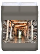 Shafted Duvet Cover by Michael Garyet