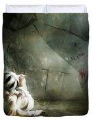 Shame Duvet Cover by Mary Hood