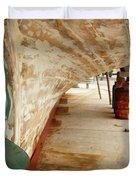 Shipyard Duvet Cover by Gaspar Avila
