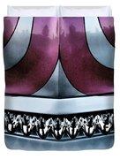 Showdown 4 Duvet Cover by Skip Hunt