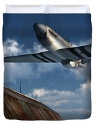 Sightseeing Duvet Cover by Richard Rizzo