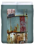 Silo Series 1 Duvet Cover by Skip Hunt