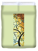 Simply Glorious 2 By Madart Duvet Cover by Megan Duncanson