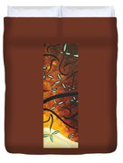 Simply Glorious 3 By Madart Duvet Cover by Megan Duncanson