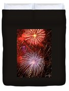 Sky Explosion Duvet Cover by Phill Doherty