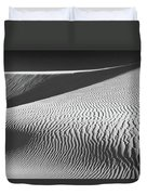 Slipping Through My Fingers Duvet Cover by Laurie Search