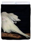 Snowflake Duvet Cover by Robert Morin