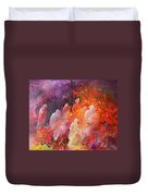Souls In Hell Duvet Cover by Miki De Goodaboom
