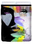 Spirit Duvet Cover by Ramneek Narang
