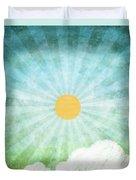 Spring Summer Duvet Cover by Setsiri Silapasuwanchai
