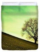 Starting Springtime Duvet Cover by Hannes Cmarits