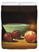 Still Life II Duvet Cover by Han Choi - Printscapes