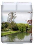 Stratford Upon Avon 1 Duvet Cover by Douglas Barnett