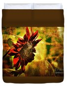 Sunflower Duvet Cover by Lois Bryan