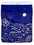 Sweet Night Duvet Cover by Jason Messinger