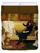 Teatime Treat Duvet Cover by John Charlton